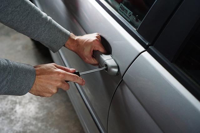 auto zloděj
