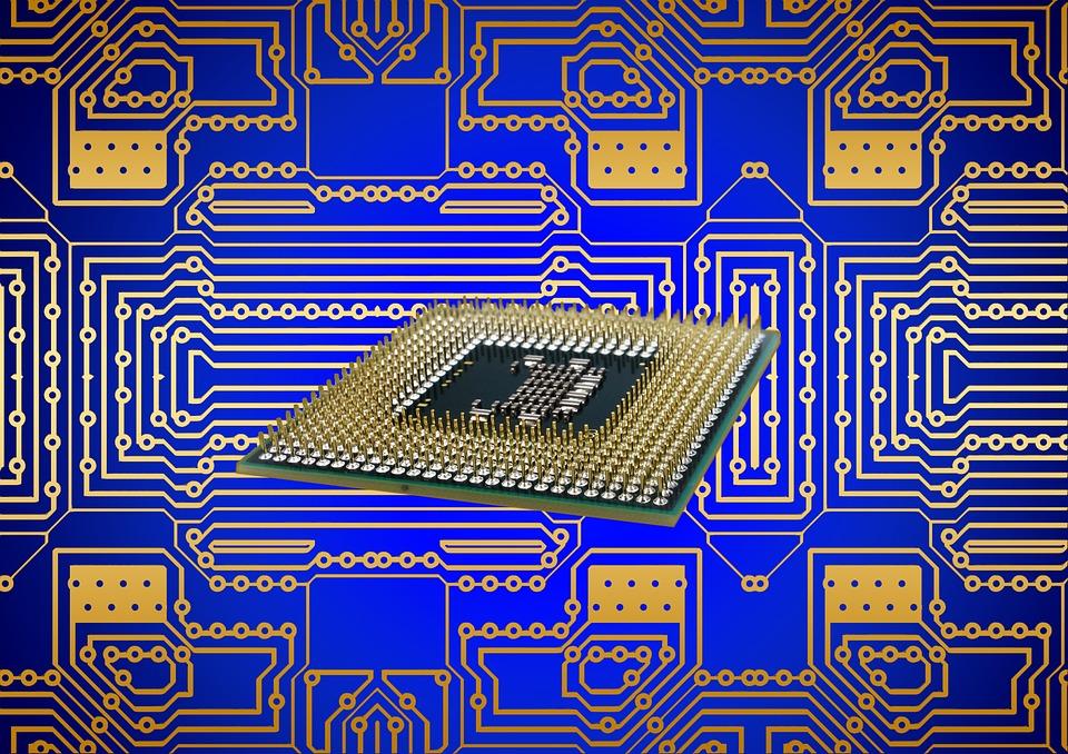 počítačové obvody